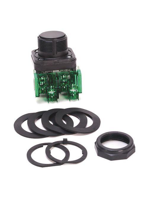 Allen-Bradley 800HC-AR2D2 30 mm Momentary Push Button