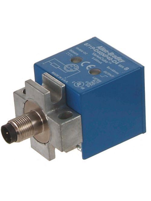 Allen-Bradley 871P-B20N40-R3 Rectangular Inductive Sensor