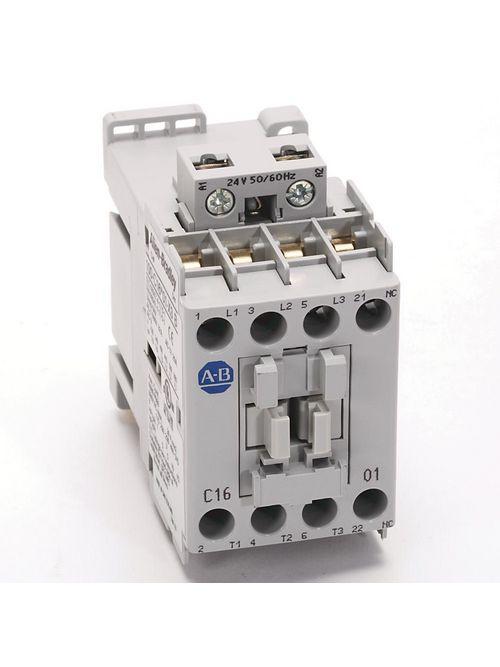 Allen Bradley 100-C16KA10 16 Amp IEC Contactor
