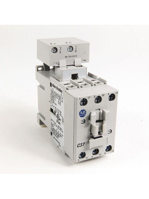 Allen-Bradley 100-C37KJ00-X50 37 Amp IEC Contactor