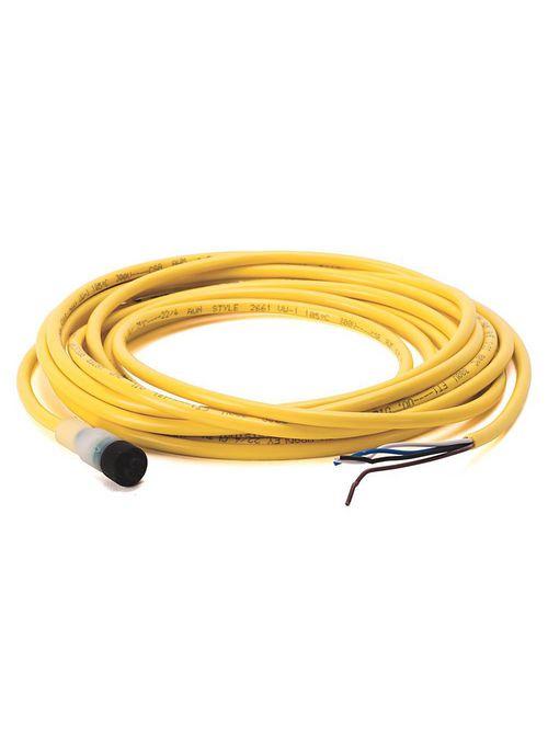 Allen Bradley 889D-A4AC-10 DC Micro Cable