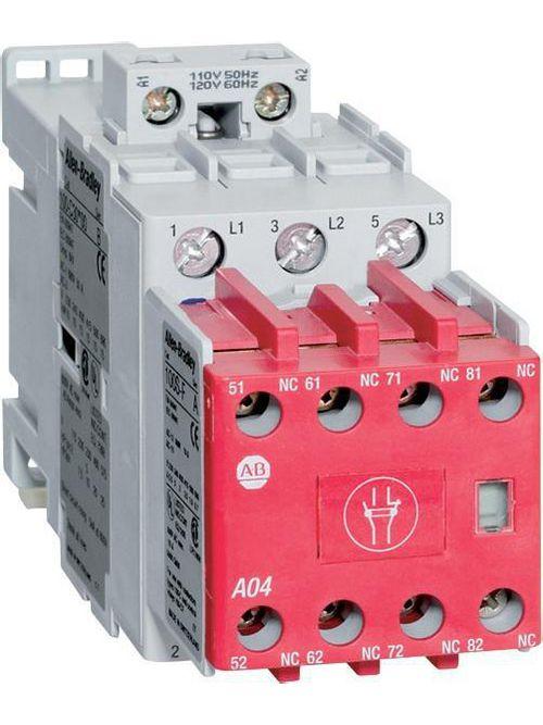 Allen Bradley 100S-C30DJ04C 30 Amp Safety Contactor