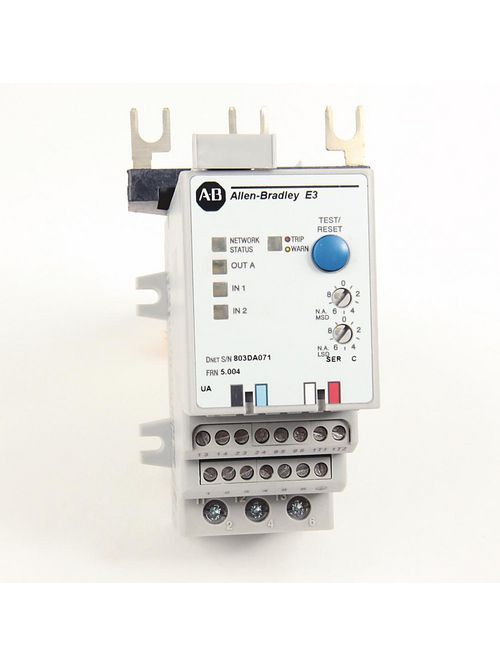 Allen-Bradley 592-EC1BC 3-15 Amp Overload Relay