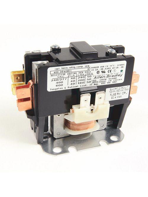 Allen-Bradley 400-DP40ND4 40 Amp Definite Purpose Contactor