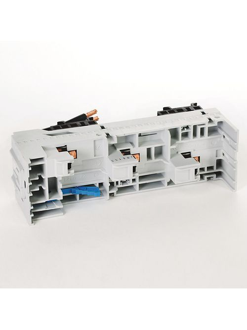 Allen Bradley 141A-SS63RR45 63 x 200 mm 45 Amp 2 Specific Top Hat Rail MCS Mounting System ISO Busbar Module