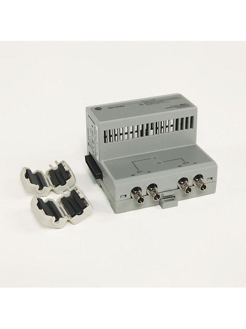 Allen-Bradley 1786-RPFRL Cnet Fiber Ring Long Distance Repeater