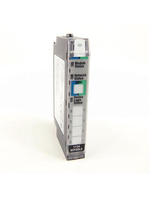 Allen Bradley 1734-8CFGDLX Point Combination I/O Module