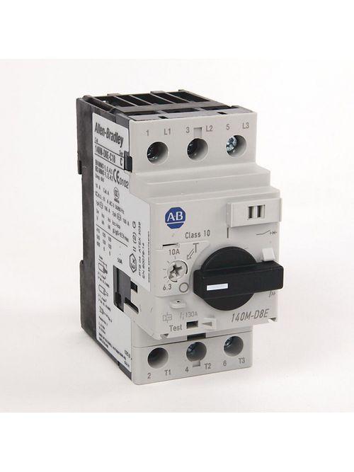 Allen-Bradley 140M-D8E-C16 MPCB 10 - 16 Amp High Performance Frame Size D Magnetic Trip