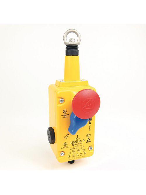 Allen-Bradley 440E-L21BNYH Guardmaster Lifeline 4 Cable Pull Switch