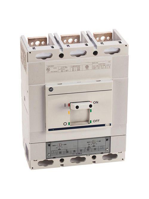Allen Bradley 140G-M5F3-D60-AA 800 Amp M-Frame Molded Case Circuit Breaker