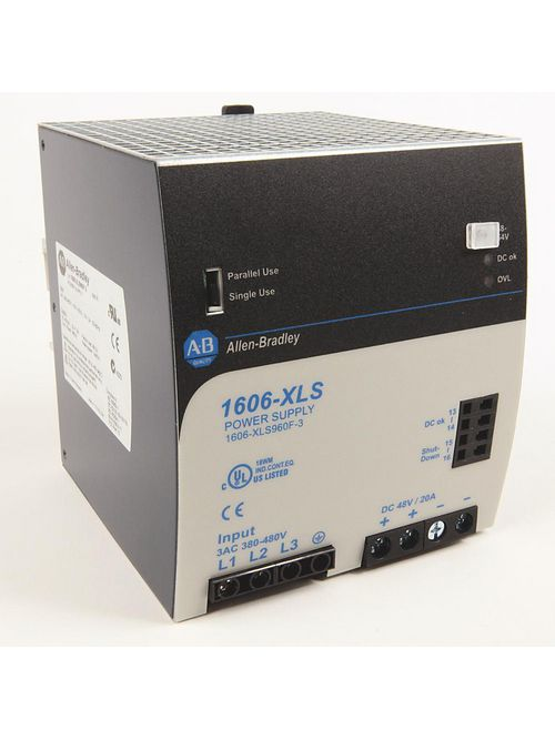 A-B 1606-XLS960F-3 380 to 480VAC In