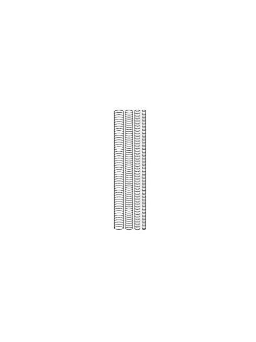 Superstrut H104-1/2X10EG 1/2 Inch x 10 Foot Strut Rod Hanger