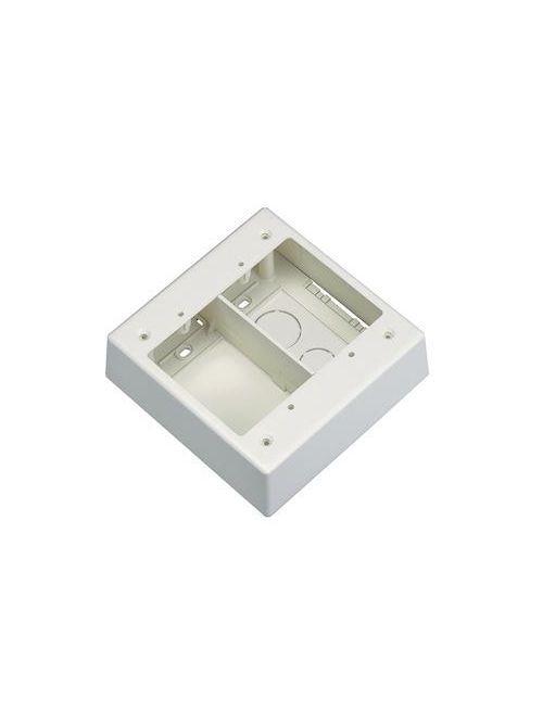 PAN JBP2SWH Junction Box,Power,WH,2