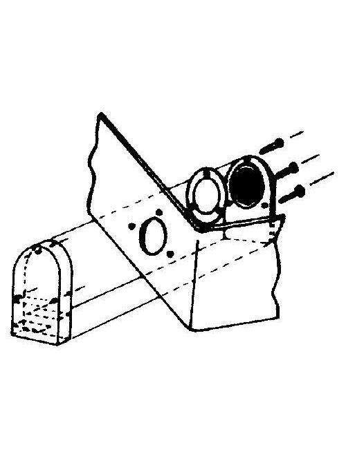 CL HVM27 ENCLOSURE VENTILATOR