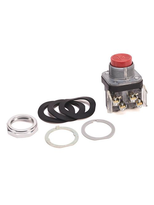 Allen-Bradley 800T-B2BP 30 mm Momentary Push Button