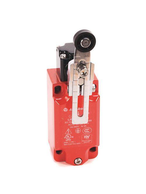 Allen Bradley 440P-MALB22M9 Large Metal IEC Limit Switch