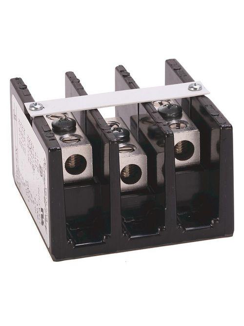Allen-Bradley 1492-50X 115 Amp Power Distribution Block