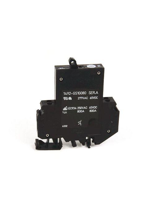 Allen Bradley 1492-GS1G080 8 Amp High Density Miniature Circuit Breaker/Supplementary Protector