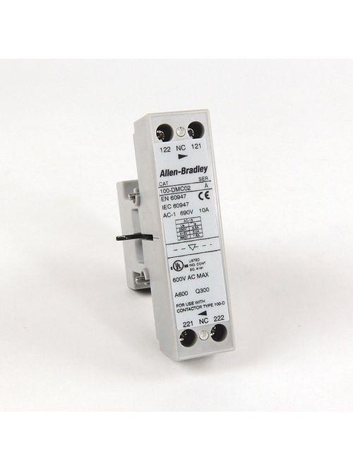 Allen-Bradley 100-DMC02 Contactor Interlock
