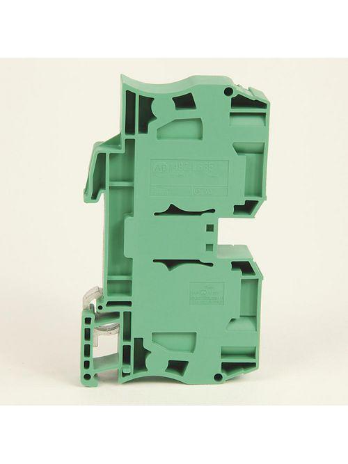 Allen Bradley 1492-LG35 16.1 x 100.5 x 51.7 mm IEC Terminal Block