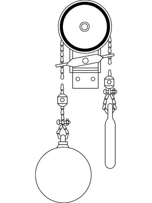 Allen-Bradley 840-4A4 Operator Float Switch