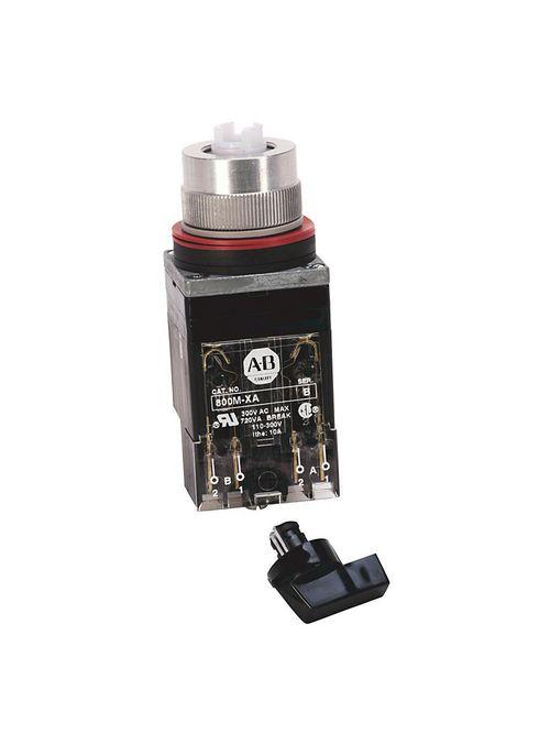 Allen-Bradley 800MR-HH2BLA Round 225 mm NEMA Push Button