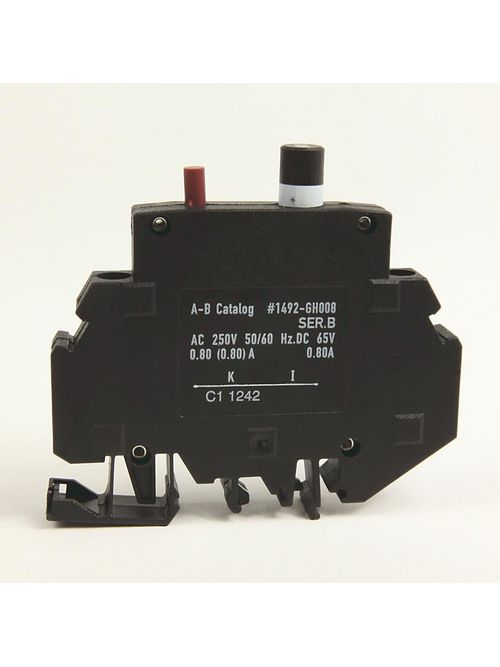 Allen-Bradley 1492-GH008 High Density 08 Amp Miniature Circuit Breaker/Supplementary Protector