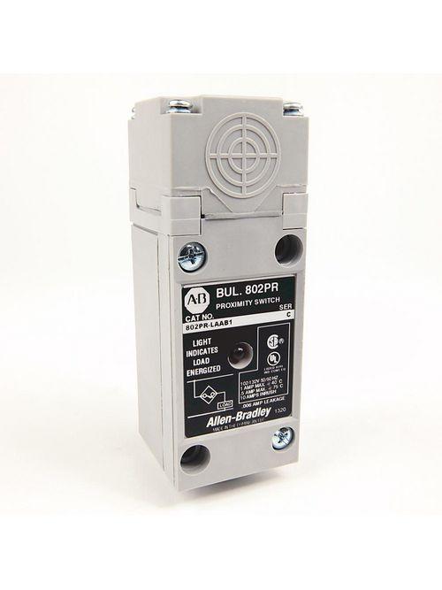 Allen-Bradley 802PR-LAAE1 AC Limit Switch Style Inductive Sensor