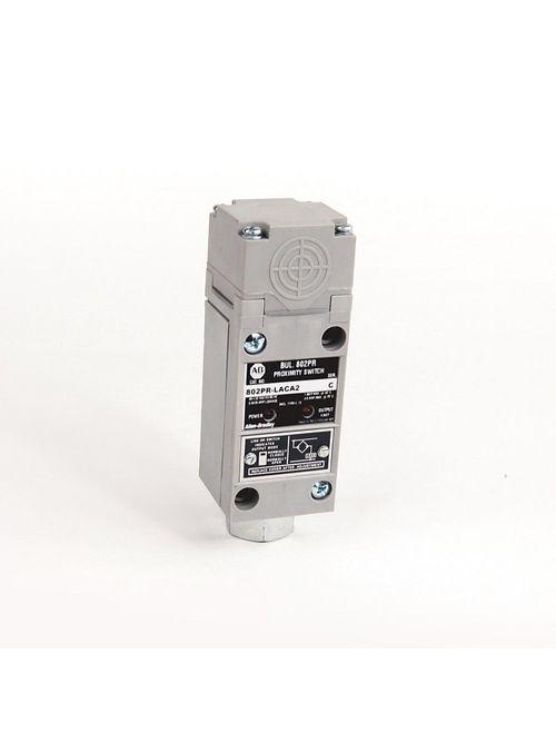 Allen-Bradley 802PR-LACA2 Inductive Proximity Sensor