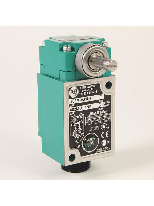Allen Bradley 802M-AJ1 Factory Sealed Limit Switch