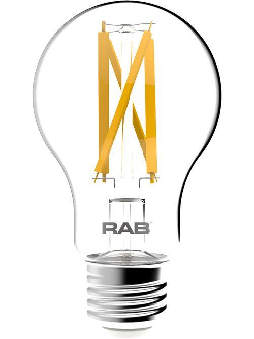 RAB A19-9-E26-927-F-C FIL A19 9W 60