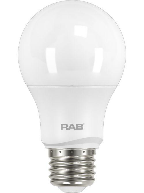 RAB A19-5-E26-830-DIM LED A19 5.7W
