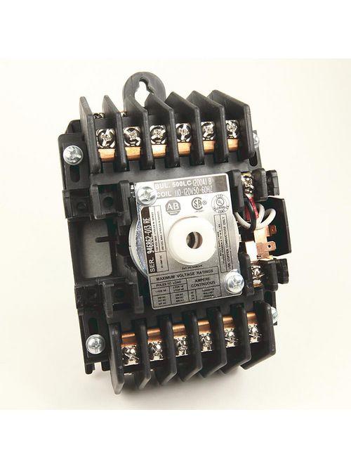 Allen-Bradley 500LC-1200A1 AC Mechanically Held Lighting Contactor