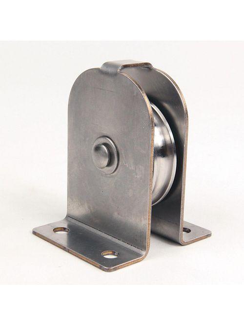 Allen Bradley 440E-A13206 Stainless Steel Outside Corner Pulley