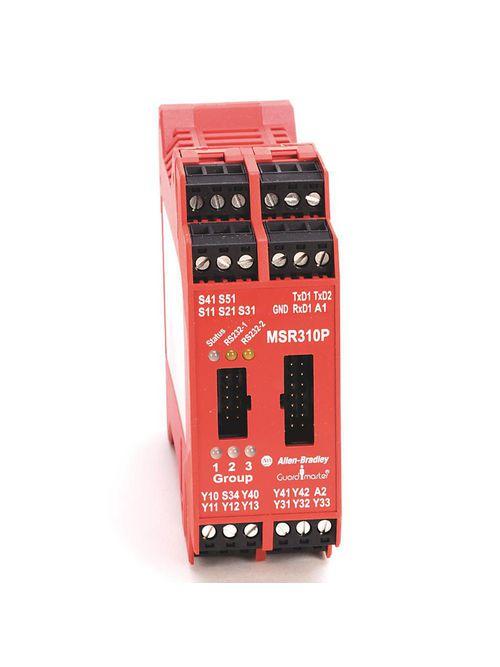 Allen-Bradley 440R-W23219 MSR310P Safety Relay