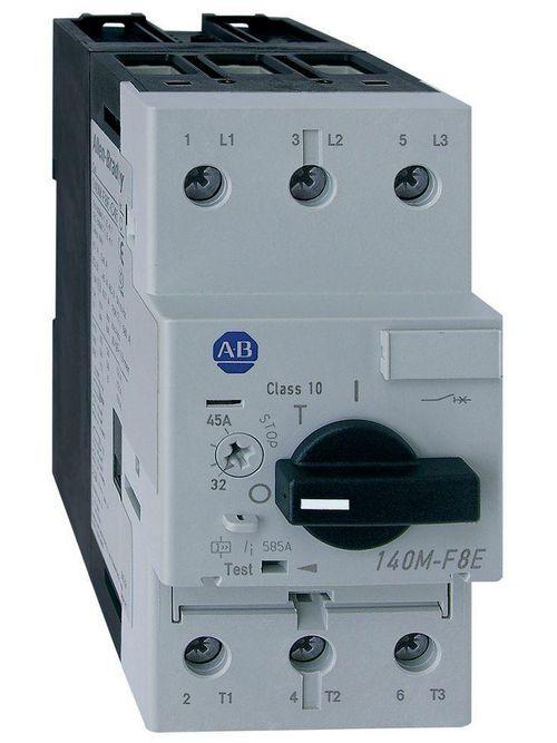 Allen Bradley 140M-F8N-C45-KN-MT Motor Protector Circuit Breaker
