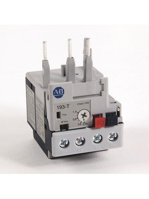 Allen-Bradley 193-T1AB75 55-75 Amp IEC Bimetallic Overload Relay