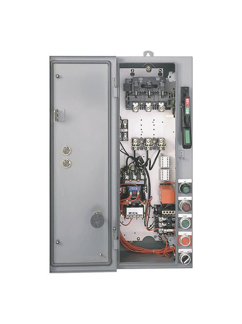 Allen Bradley 512-DFB-A2L-6P-26R Disconnect Type NEMA Combination Starter