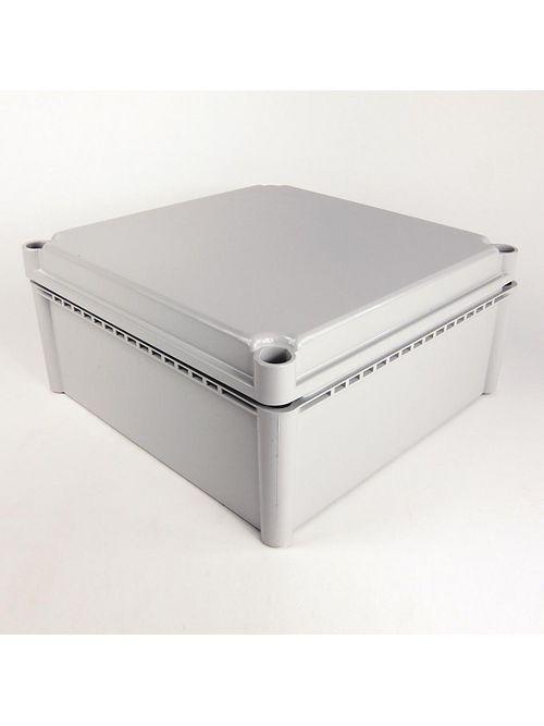 Allen Bradley 598-BS13115 13.43 x 11.02 x 5.12 Inch Polycarbonate Definite Purpose Lift-Off Solid Cover Enclosure