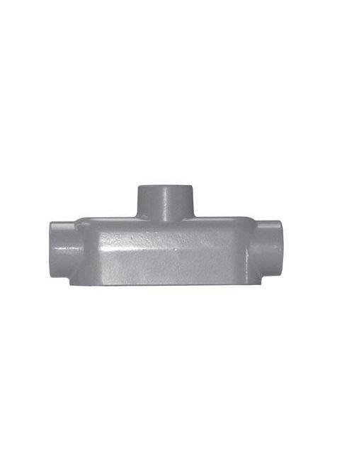 Crouse-Hinds Series TB65 2 Inch Die-Cast Aluminum Type TB Rigid/IMC Conduit Body