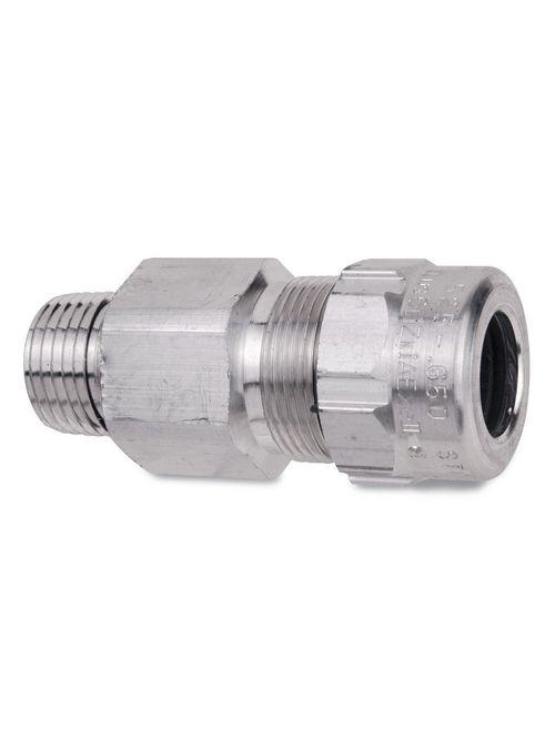 CT ST125-550SS SS JKTD FTG HUB 1-1/