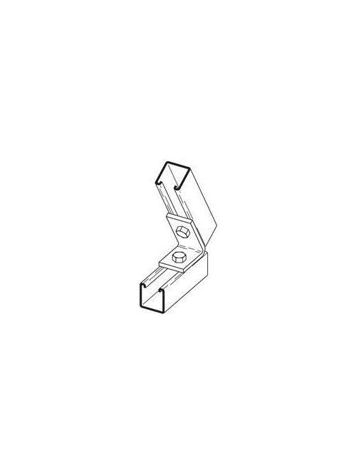 B-LINE B156GRN TWO HOLE CLOSED ANGL