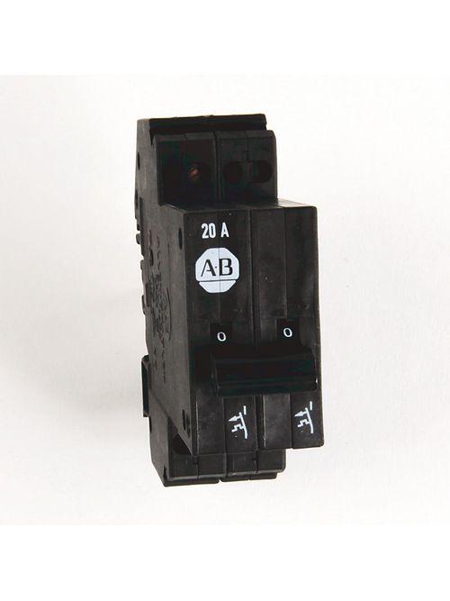Allen-Bradley 1492-GS2G250 2 POLE HIGH DEN. S