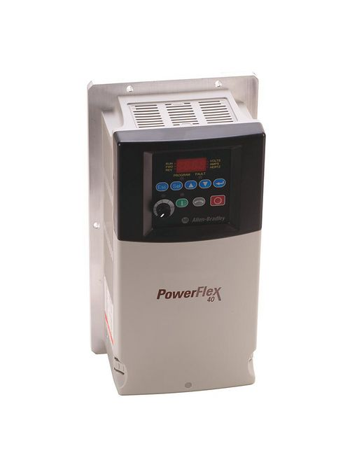 Allen Bradley 22B-E019N104 PowerFlex 40 11 kW 15 Hp AC Drive