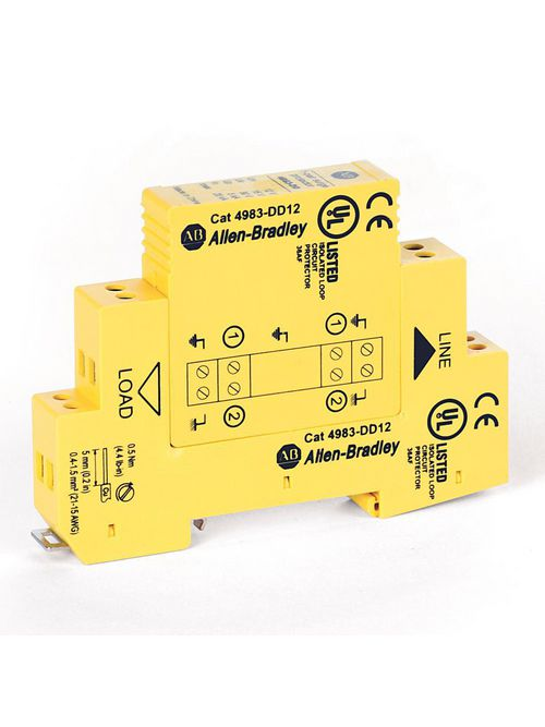 A-B 4983-DD12 12 V Dc Surge Suppres