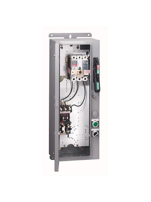 Allen-Bradley 1233-CNB-A2J-44 NEMA Size 2 Slimine Pump Panel Circuit Breaker