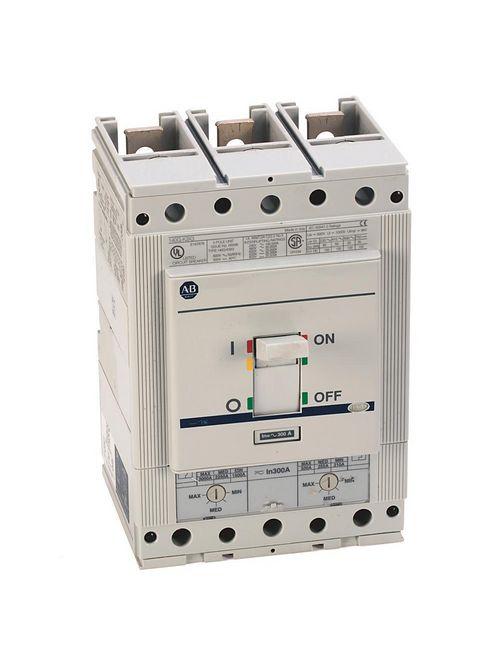 Allen-Bradley 140G-K3F3-D30 400 Amp K Frame Molded Case Circuit Breaker