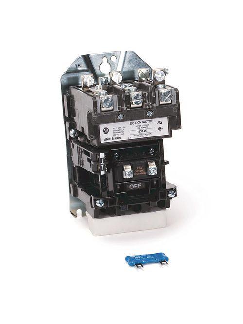 Allen-Bradley 1370-DC56 56 Amp Non-Reversible Loop Contactor