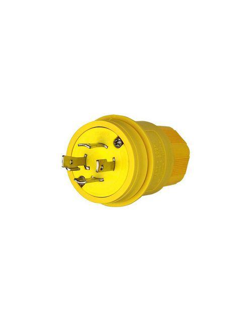 EWD L1430PW Plug WT 30A 125/250V 3P