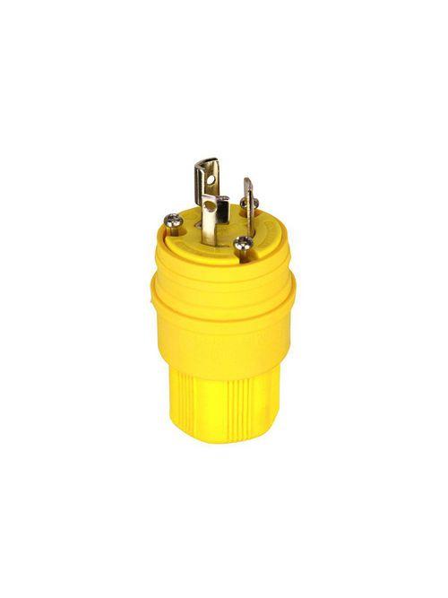 EWD 24W34 Plug WT 15A 277V 2P3W H/L